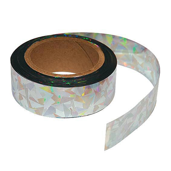 Holographic Bird Scare Ribbon Tape Repellent-0