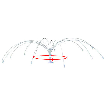 Bird Spider 360 - 8FT-100