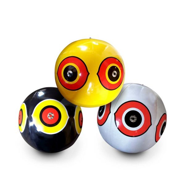 Visual Scare Bird Scare Balloons - 3 pack-76