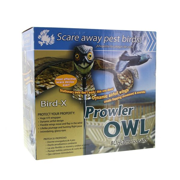 Prowler Owl - Visual Bird Deterrent-152