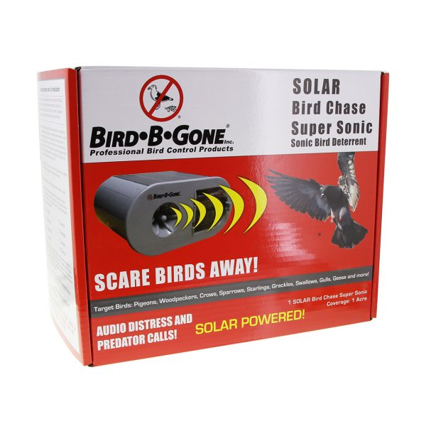 Solar Bird Chase - Audible Bird Scarer-135
