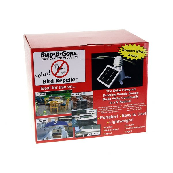 Solar Bird Repeller - 5FT-134