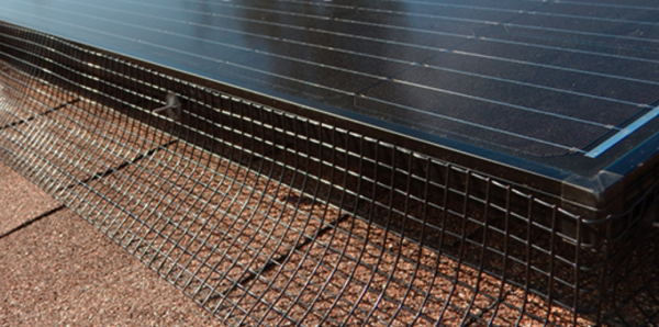 Keep Em Out - Solar Panel Mesh-302